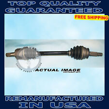 LEXUS IS250 IS350 F SPORT AWD AXLE CV SHAFT LEFT FRONT DRIVER SIDE