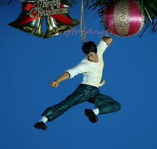 Home Party Decoration Xmas Ornament Decor Bruce Lee Chinese Kung Fu *BL2