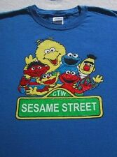 SESAME STREET size LARGE T-SHIRT