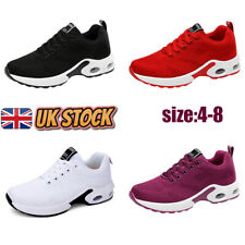 Women's Sports Running Shoes Non- Slip Athletic Casual Sneakers Tennis Gym Uk