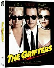 The Grifters Dual Format Limited Edition 101 Black Label Blu-ray