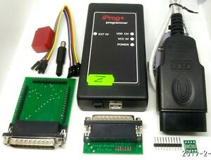 IPROG+.  MAIN & 44_PIN_BOARD, OBD software. NEW SN325. Software V85.