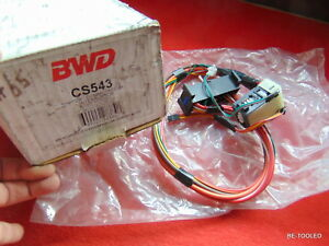 Ignition Starter Switch Control D1413D BWD CS543 for CHEVY GM BLAZER TRUCKS NEW