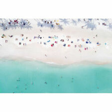 Beach from Above POSTER 61x91cm NEW