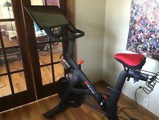 Peloton Sport Exercise Bike - Black/Red
