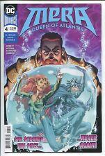 MERA: QUEEN OF ATLANTIS #4 - NICOLA SCOTT COVER - DC COMICS/2018