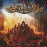 Timo Tolkki's Avalon: The Land Of New Hope (Deluxe Edition)   - CD+DVD NEUWARE