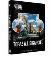 Topaz Gigapixel AI 4.9 Last Version 2020 | Full version | Quick delivery