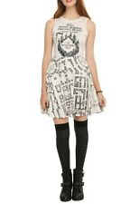 Harry Potter Marauders Map Dress Size XL Cosplay New With Tags!
