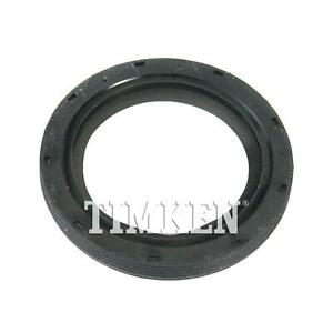 For GMC Yukon  Chevrolet Tahoe  Corvette Front Engine Crankshaft Seal Timken