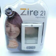 Palm Zire 21 Handheld Date Address Note Pad Windows & Mac Compatible