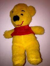"""Vintage 1970 Sears Gund Disney Winnie The Pooh Teddy Bear 13"""" Plush"""