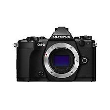 Olympus Om-d E-m5 Mark II carcasa negra