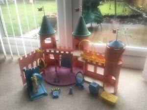Vintage G1 My Little Pony Dream Castle near complete