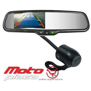 Street Guardian Universal mirror with monitor & reverse camera kit