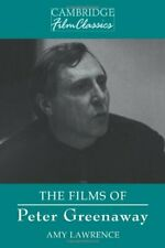 The Films of Peter Greenaway. Lawrence, Amy 9780521479196 Fast Free Shipping.#