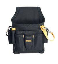 Tool Bag DeWalt Utility Pouch Medium Pocket Storage Organizer Heavy Duty Strap