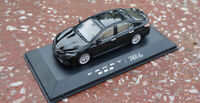 1/43 Toyota Camry 2018 Black Diecast model Collection Toy Gift