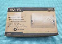 Hubbell Dual-Lite 2 LED Emergency Light Unit, Compact, Low profile, 93036776 EV2