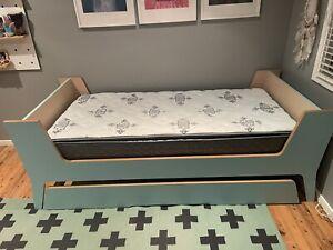 Domayne Single Trundle Bed