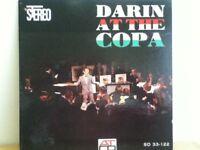 BOBBY   DARIN               LP      DARIN  AT  THE  COPA