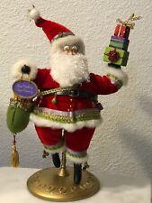 Leapin' Santa Dancing Santa Claus Dillards Christmas