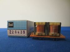 NOS DUAL C901 MATCHING TRANSFORMER FOR HEADPHONE OUTPUT 226439 ORIGINAL BOX