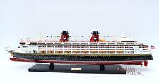 "Disney Magic Handmade Cruise Ship Model 32"""