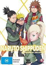 Naruto Shippuden : Collection 22 : Eps 271-283 (DVD, 2015, 2-Disc Set)-FREE POST