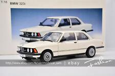 AUTOart 1:18 BMW 323I E21 White