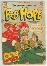 THE ADVENTURES OF BOB HOPE 8 1.8 2.0 1951  GC