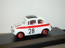 Fiat 500 Sport 12H Hockenheim 1958 - Vitesse L082 B 1:43 in Box *34349