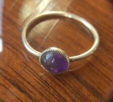Sweet Silver Costume Jewellery Ring.