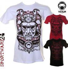 Venum samurai rashguard MMA boxing sparring t-shirt size medium color white