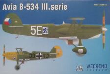 Eduard 8478 Weekend Edition Avia B-534 III.Serie   1:48