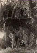 TARZAN THE APE MAN 1932 WIRE PRESS RELEASE PHOTO