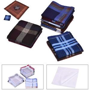 1PC Fashion Men's Handkerchiefs Chest Hankies Towel Durable Pocket Square Party