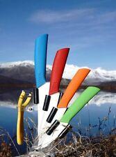 Brand New Ceramic Knife Set with Holder (5-piece)