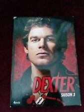 Dexter - Saison 3 - DVD Zone 2 - (4DVD) - (Showtime) - Michael C. Hall