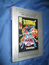 DOCTOR STRANGE HC/HB MARVEL MASTERWORKS Signed by Stan Lee w/COA ~Avengers/Movie