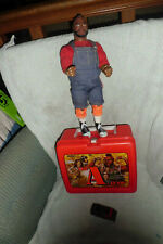 Mr. T The A Team Lunchbox With A 12 Inch Mr. T Action Figure And Diecast Van