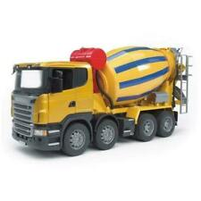 BRUDER - SCANIA R-series Cement Mixer Truck 03554