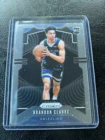 2019-20 Prizm Brandon Clarke RC #266 Grizzlies Rookie