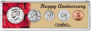 Happy Anniversary Coin Gift Set, 2000