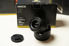 Nikon Z - Objectif 35mm S f1,8 Nikkor