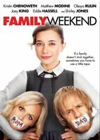 DVD - Comedy - Family Weekend - Kristin Chenoweth - Matthew Modine - Joey King