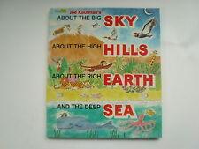 Joe Kaufman's Sky Hills Earth Sea, Big Golden Book, B Edition, 1978