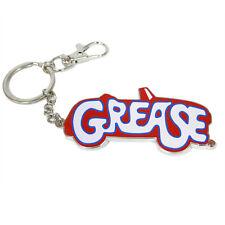 Grease Logo Snap Keychain Keyring Schlüsselanhänger SD TOYS