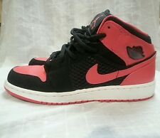 Air Jordan's 364781-017 Phat Varsity Red  Retro 1's 2011 Boy's Size 6.5 Shoes
