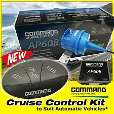 AP60B Vacuum CRUISE CONTROL DIY KIT COMMAND UNIVERSAL for AUTOMATIC VEHICLES